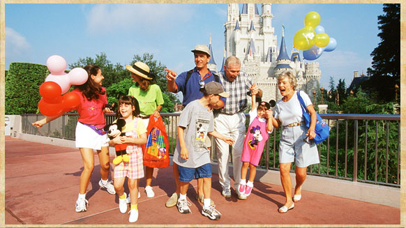 3 Day Disney Touch of Magic