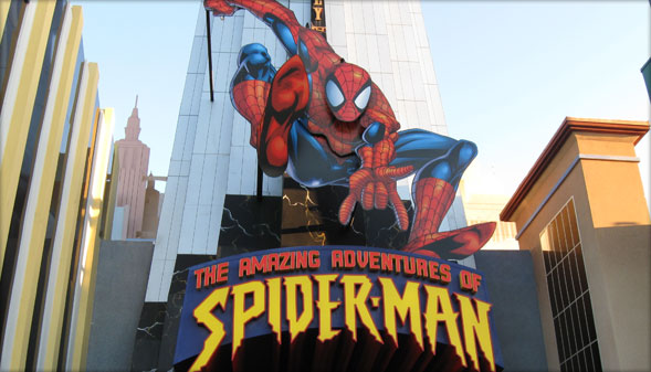 The Amazing Adventures of Spider-Man