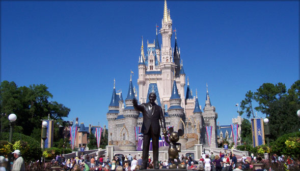 Discount Florida Tickets The Magic Kingdom