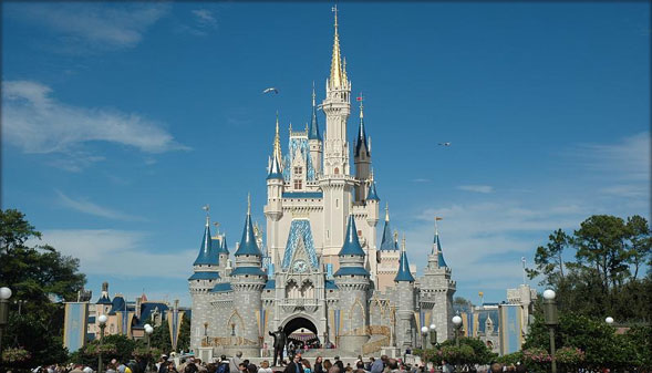 Disney's Touch of Magic Magic Kingdom
